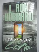 【書寶二手書T7/宗教_YJL】Scientology: A New Slant on Life_Hubbard, L.