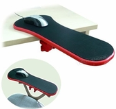 電腦手托架滑鼠護腕墊手臂托架手托板桌/椅兩用YYP 蜜拉貝爾