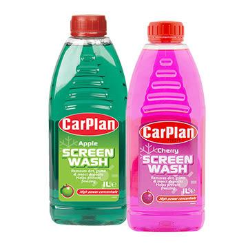 CarPlan卡派爾 高濃縮雨刷精,保持前擋清潔!
