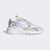 ADIDAS NITE JOGGER [EE5885] 男鞋 運動 休閒 避震 反光 復古 麂皮 3M 愛迪達 米白