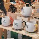 英文字母 木盒杯墊組 Sloth Woo 幾何設計杯墊 日本進口 禮盒 送禮好物 A F H M T (五款)