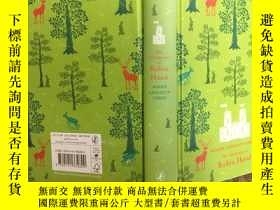 二手書博民逛書店The罕見Adventures of Robin Hood (P