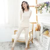闕蘭絹 舒適柔軟直條紋造型100%蠶絲黃色睡衣褲裝(黃)-3614
