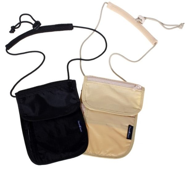 《簡單購》旅行用超薄防盜背包