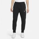 NIKE 長褲 NSW SWOOSH SBB PANT 黑 棉長褲 串標 縮口 休閒 男 (布魯克林) DA0085-010
