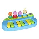 【英國Peppa Pig佩佩豬】粉紅豬小妹公仔鋼琴組 PE42421
