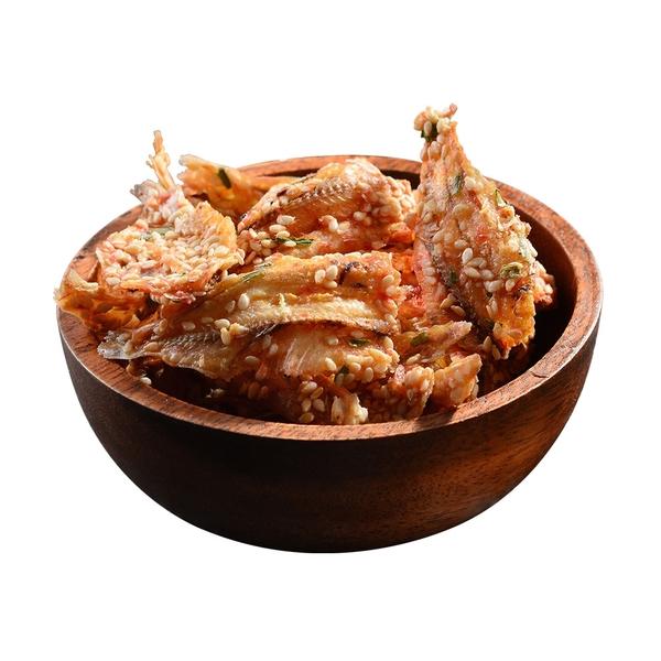 櫻花黃金魚酥160G 每日優果