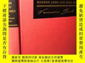 二手書博民逛書店1949年罕見MODERN ARMS AND FREE MEN 毛邊本 A DISCUSSION OF THE R