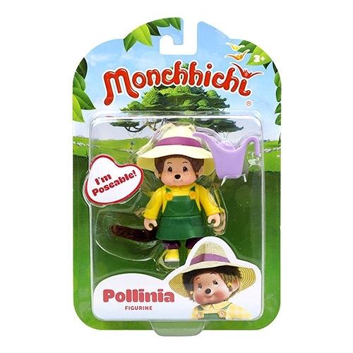 《 Monchhichi 夢奇奇 》人偶公仔 - 寶玲 Pollinia╭★ JOYBUS玩具百貨