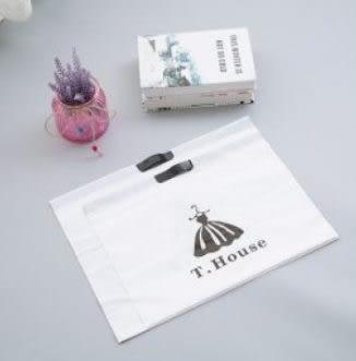 預購-可收放時尚磨砂袋子手提袋膠袋購物袋(大號)