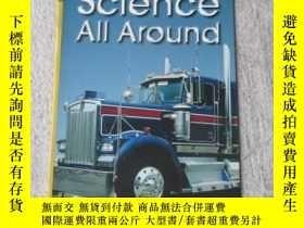 二手書博民逛書店Science罕見All Around(Science )Y21
