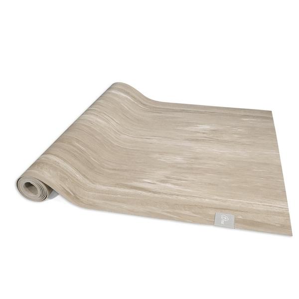 Taimat 天然橡膠瑜珈墊 183cm-觀想系列 - 大地褐