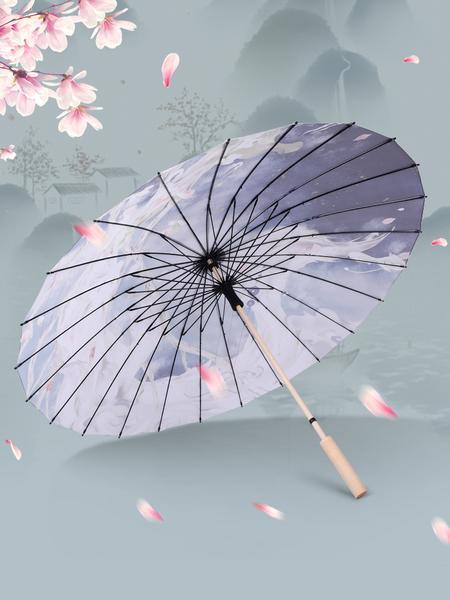古風傘復古漢服傘