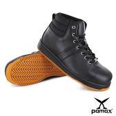 PAMAX帕瑪斯【止滑安全鞋、超彈力氣墊】長筒鋼頭工作鞋、銀纖維抗臭鞋墊 ※ PA5901H男女