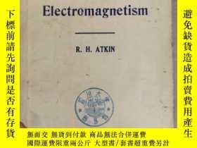 二手書博民逛書店theoretical罕見electromagnetism(P1168)Y173412