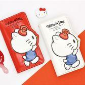 Hello Kitty 立體吸盤皮套 手機殼│LG G5 G6 Q6 G7 Q7 Q8 V20 V30 V35│z7848