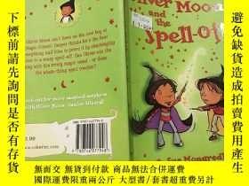 二手書博民逛書店Oliver罕見Moon and the Spell-Off:奧利弗·月亮和咒語Y200392