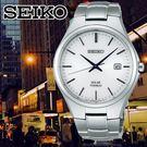 SEIKO日本精工王力宏代言SPIRIT太陽能鈦金屬紳士腕錶V157-0BB0W/SBPX073J公司貨