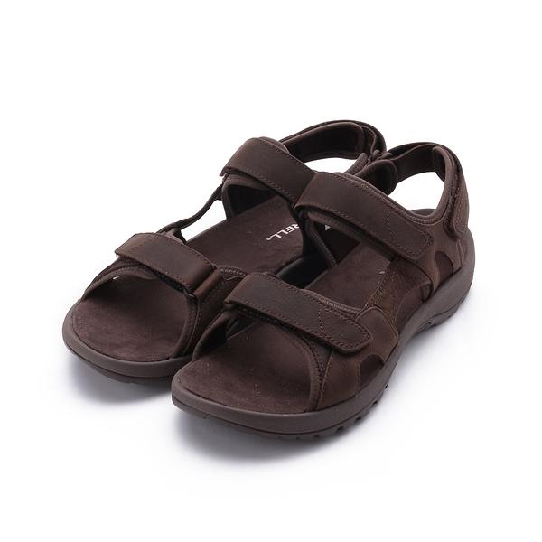 MERRELL SANDSPUR 2 CONVERT 都會休閒涼鞋 深咖啡 ML002711 男鞋