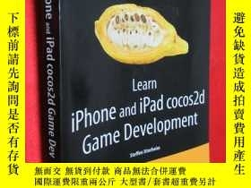 二手書博民逛書店Learn罕見iPhone and iPad cocos2d G