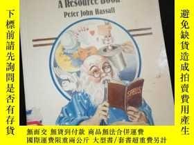 二手書博民逛書店ENGLISH罕見BY MAGIC A Resource Book (英文)Y16149