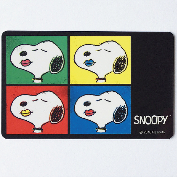 SNOOPY《IN LOVE》一卡通