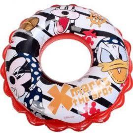 《MESUCA》Disney迪士尼 花邊充氣游泳圈-米奇(63-04532)、米妮(63-04531)