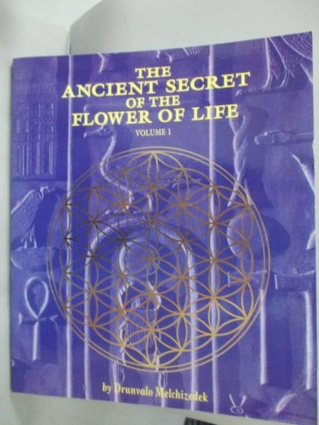 【書寶二手書T8/歷史_WDB】The Ancient Secret of the Flower of Life_Dru