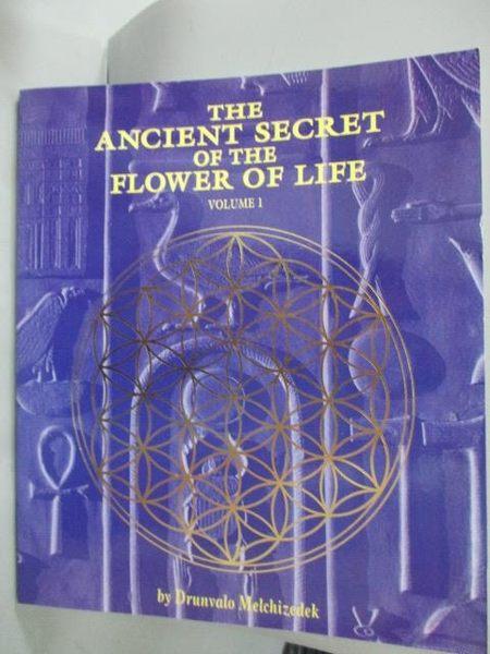 【書寶二手書T3/歷史_WDB】The Ancient Secret of the Flower of Life_Dru