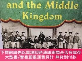 二手書博民逛書店The罕見Beautiful Country and the Middle Kingdom:America and