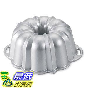 [104美國直購] 花型蛋糕模具 Nordic Ware Platinum Collection Nonstick Cast Aluminum Anniversary 12 Cup Bundt Pan  (_T41)