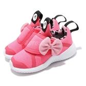 adidas 慢跑鞋 FortaRun X Minnie I 粉紅 白 童鞋 小童鞋 米妮 迪士尼 【ACS】 G27186