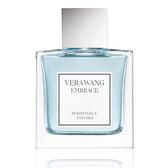 Vera Wang 藍色鳶尾 擁抱女性淡香水 30ml【UR8D】