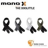 mono背帶►美國MONO GS1-DLT極簡美學  Doolittle 吉他背帶/貝斯背帶 純綿+強化材料-製造