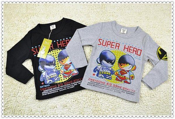 韓版《超人好朋友》百搭長袖上衣