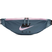 NIKE AIR 腰包 側背 莫蘭迪色 紫黑 串標 側背包 小包 斜背包 (布魯克林) CW9263-031