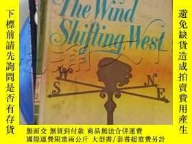 二手書博民逛書店Wind罕見Shifting West---[ID:301583