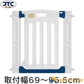 日本樓梯護欄兒童安全門防護欄圍欄免打孔寵物狗隔離門欄【勇敢者戶外】