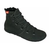 Lizard 克羅斯 輕抗菌防水內刷休閒鞋 LI13096 碳灰(麂皮) 義大利製 防水 時尚短靴【易遨遊戶外用品】