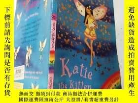 二手書博民逛書店katie罕見the kitten fairy 小貓仙女凱.蒂Y200392
