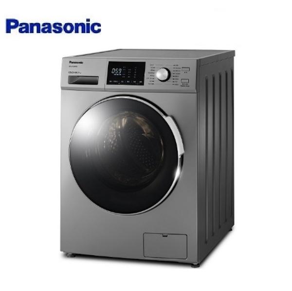 Panasonic國際牌 洗 脫 烘 變頻12公斤滾筒洗衣機NA-V120HDH-G