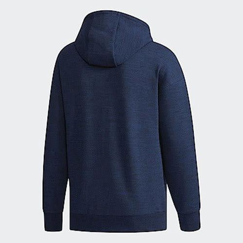 ADIDAS ID 男裝 外套 連帽 休閒 訓練 健身 舒適 深藍【運動世界】DM7576