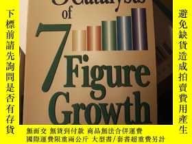 二手書博民逛書店《The罕見5 Catalysts of 7 Figure Gr