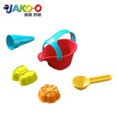 JAKO-O德國野酷-HABA沙攤玩具五件組