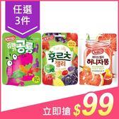 【任3件$99】韓國 Jellico 恐龍造型/水果夾心/蜂蜜葡萄柚 軟糖(50g) 3款可選【小三美日】