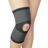 【源之氣】肢體裝具(未滅菌)竹炭開洞型運動護膝(2入) RM-10219