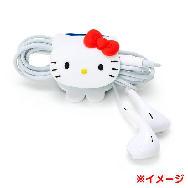【震撼精品百貨】Hello Kitty 凱蒂貓~造型捲線夾-趴姿