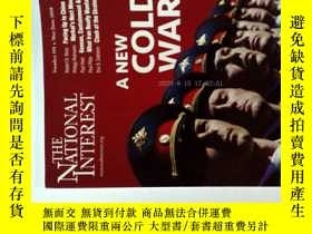 二手書博民逛書店THE罕見NATIONAL INTEREST 155 05-06 2018Y14610