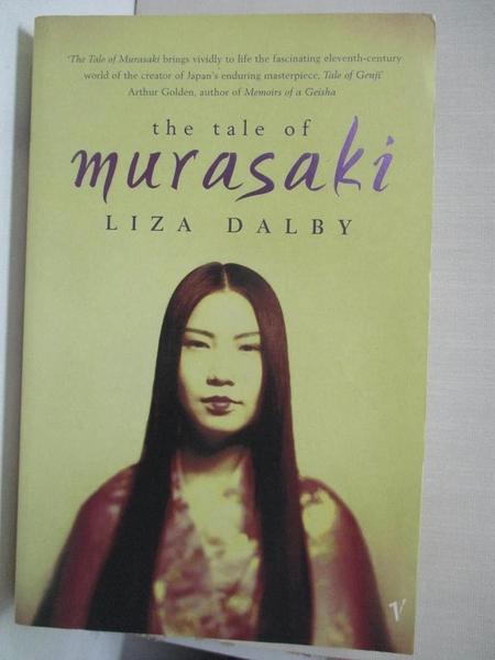 【書寶二手書T7/一般小說_BP2】The Tale Of Murasaki