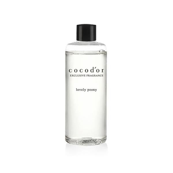 Cocodor 室內擴香瓶補充瓶 #lovely peony#可愛牡丹 200ml